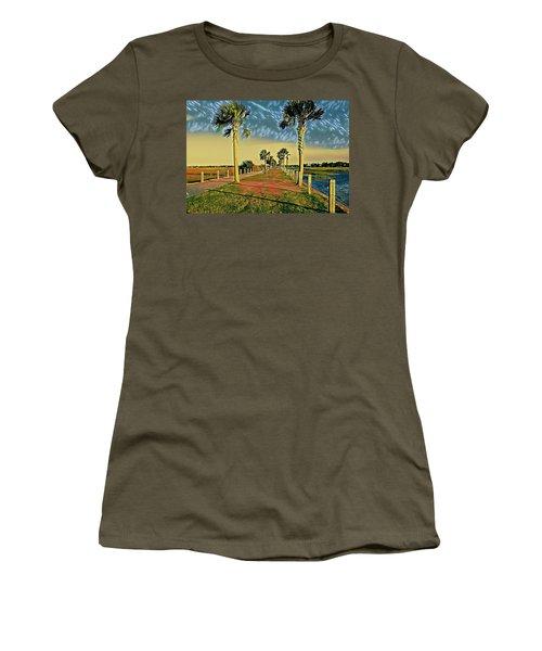 Palm Parkway Women's T-Shirt
