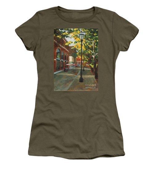 Palmer Street Women's T-Shirt (Athletic Fit)