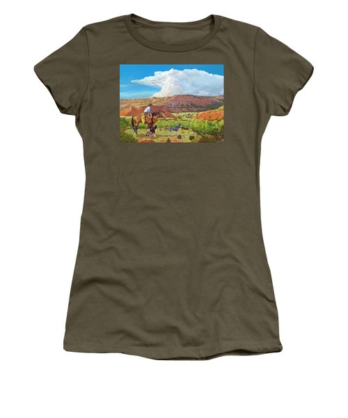 Palo Duro Serenade Women's T-Shirt (Athletic Fit)