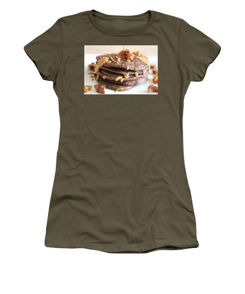 Pancakes Heaven  Women's T-Shirt