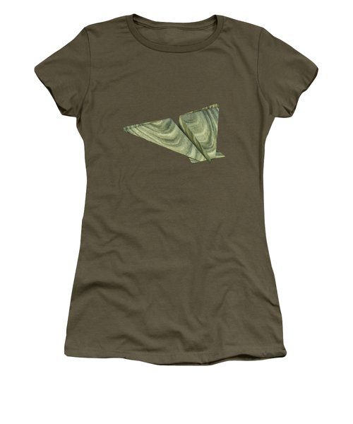 Paper Airplanes Of Wood 19 Women's T-Shirt