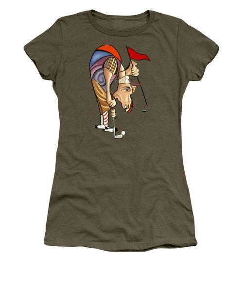 Par For The Course T-shirt Women's T-Shirt