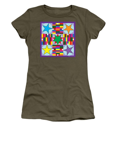 Parcheesi Board Women's T-Shirt