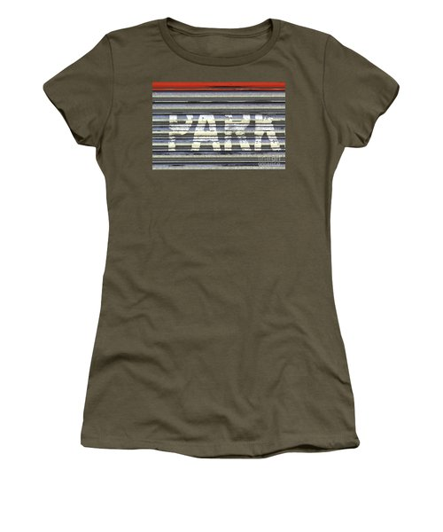 Park Here Women's T-Shirt