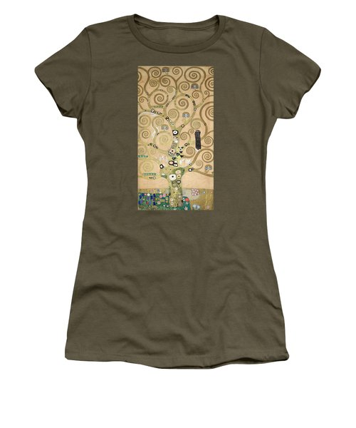 Part Of The Tree Of Life, Part 4 Women's T-Shirt
