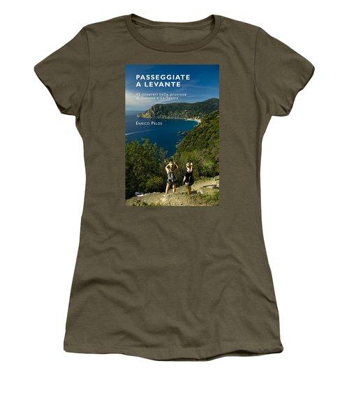 Passeggiate A Levante - The Book By Enrico Pelos Women's T-Shirt