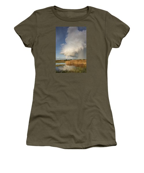 Passing Late Afternoon Rain Shower Women's T-Shirt