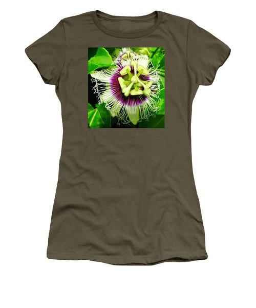 Passion Flower 1 Women's T-Shirt