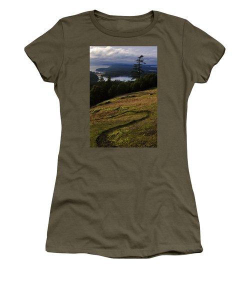 Path Of Enlightenment Women's T-Shirt