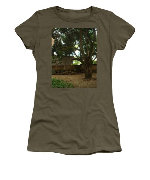 Patio 6 Women's T-Shirt (Athletic Fit)