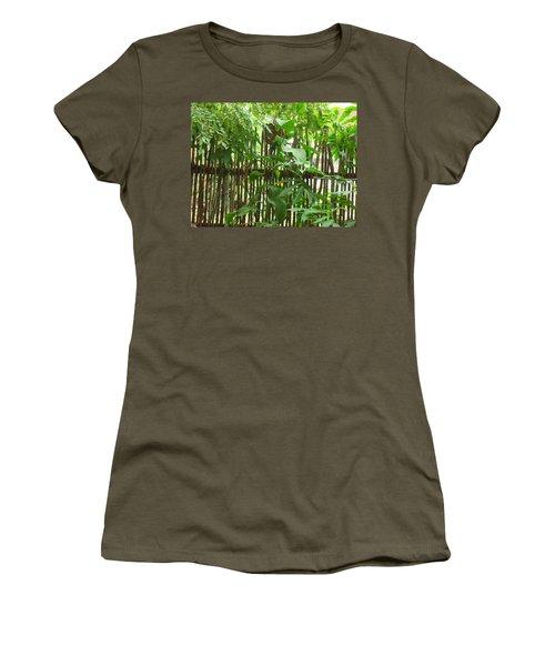 Patio Women's T-Shirt (Athletic Fit)