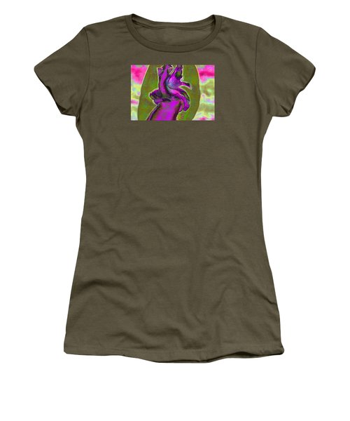 Pattern 289 _ Hug Women's T-Shirt (Athletic Fit)