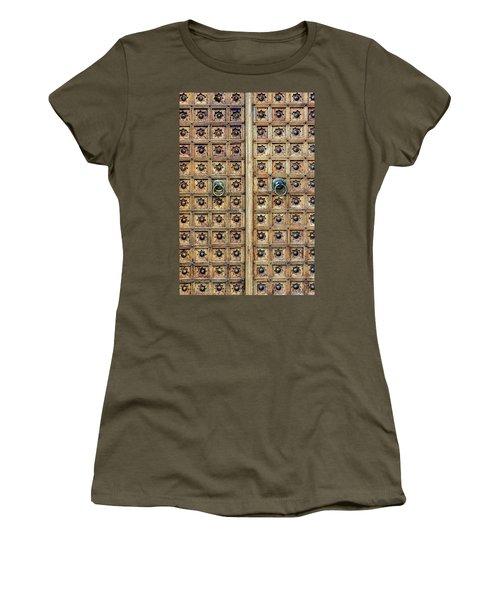 Pattern Door Women's T-Shirt