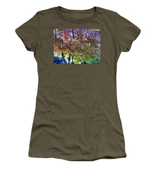 Patterned Metamorphosis Women's T-Shirt
