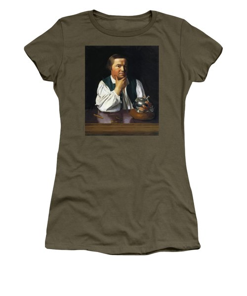 Paul Revere 1770 Women's T-Shirt (Athletic Fit)