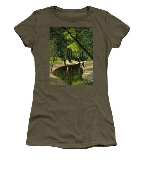 Paysage Du Boulogne, 1919  Women's T-Shirt