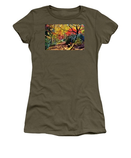 Peace And Tranquility Women's T-Shirt