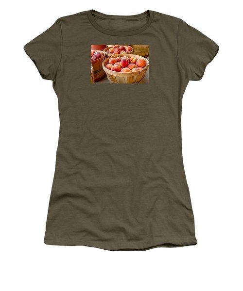 Peach Harvest Women's T-Shirt