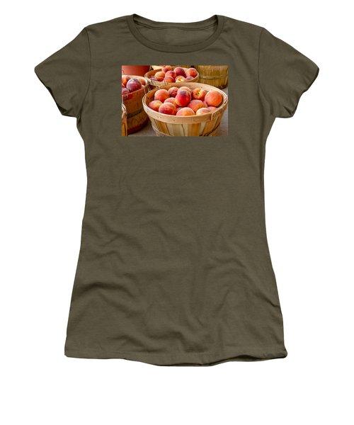 Peaches For Sale Women's T-Shirt