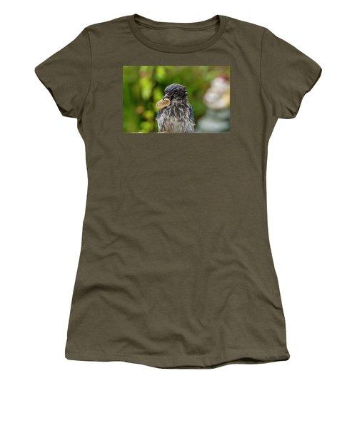 Peanut Hunter Women's T-Shirt (Athletic Fit)