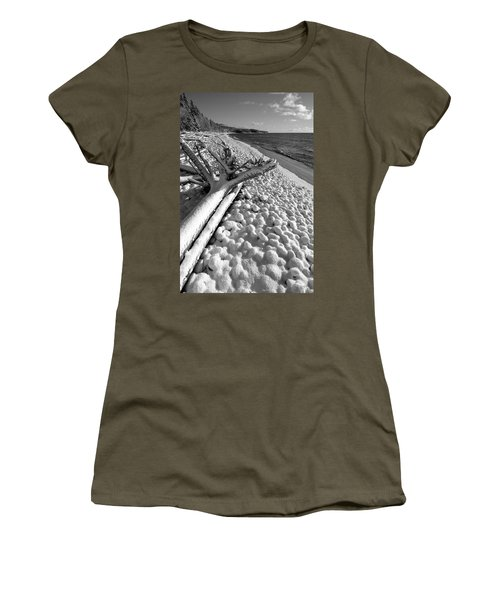 Pebble Beach Winter Women's T-Shirt