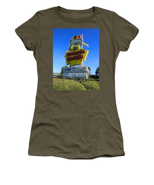 Pensacola Beach Sign Women's T-Shirt