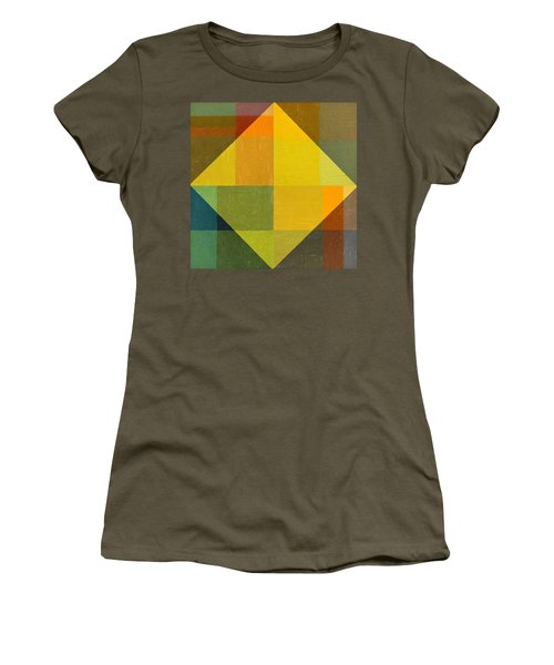Perspective In Color Collage 2 Women's T-Shirt