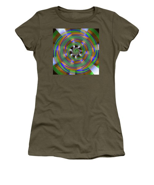 Phasing Women's T-Shirt (Athletic Fit)