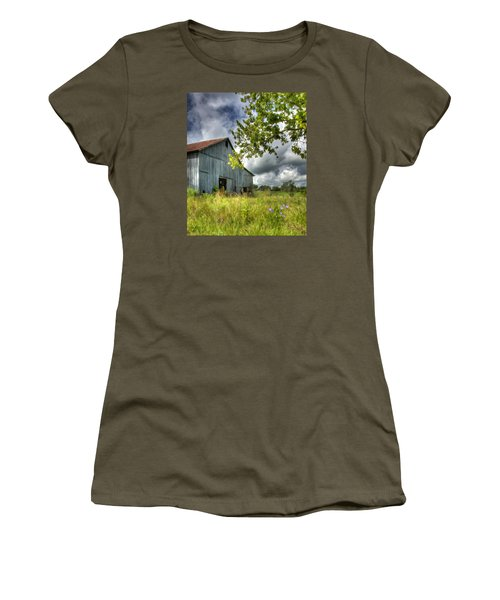 Phillip's Barn #2 Women's T-Shirt (Athletic Fit)