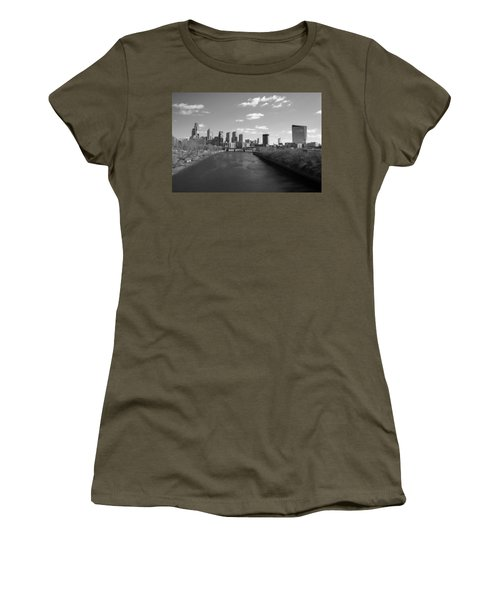 Philly B/w Women's T-Shirt