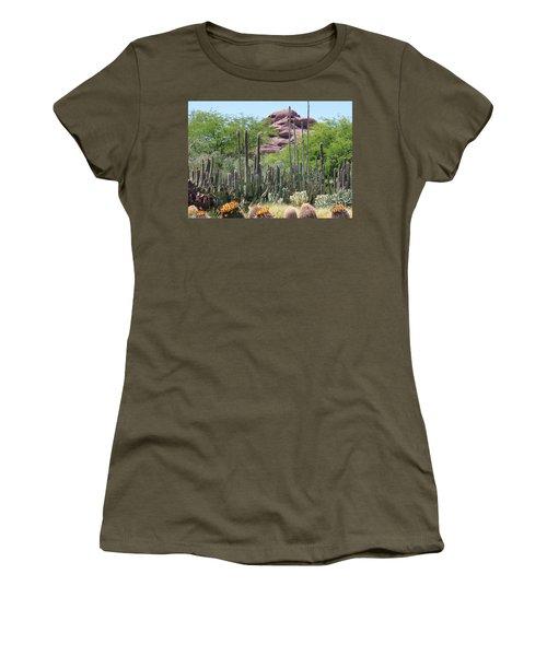 Phoenix Botanical Garden Women's T-Shirt