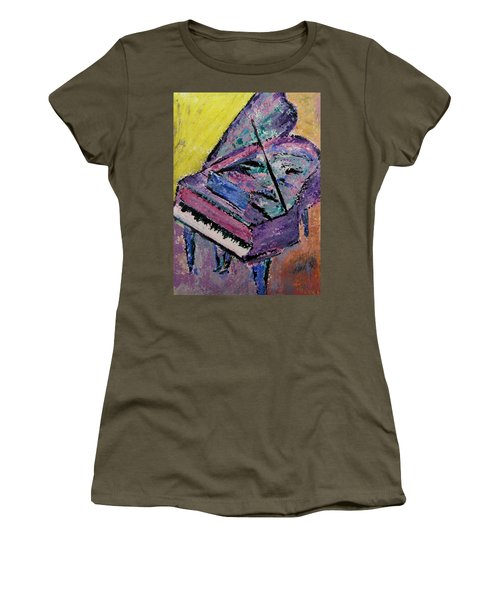 Piano Pink Women's T-Shirt