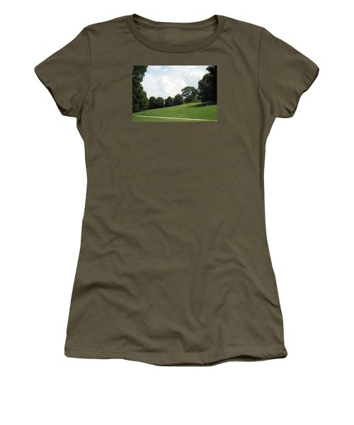 Piedmont Park Women's T-Shirt (Athletic Fit)