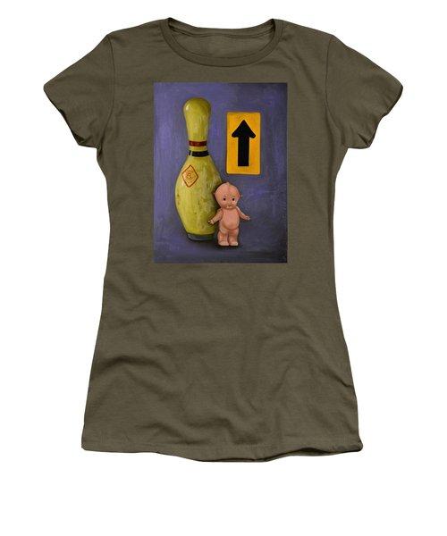 Pin Up Doll Women's T-Shirt