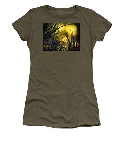 Pineview Women's T-Shirt (Junior Cut) by Betty-Anne McDonald