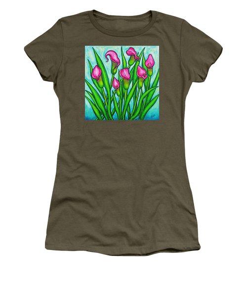 Pink Ladies Women's T-Shirt