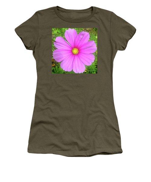 Pink Women's T-Shirt (Junior Cut)
