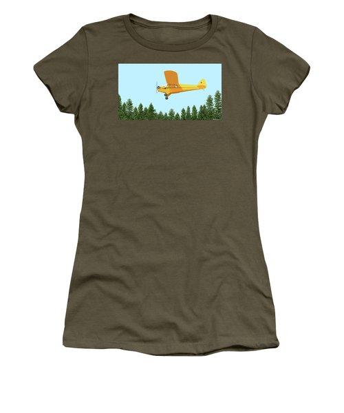 Piper Cub Piper J3 Women's T-Shirt