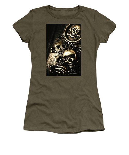Pirate Treasure Women's T-Shirt
