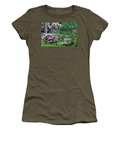 Place To Rest Women's T-Shirt (Athletic Fit)