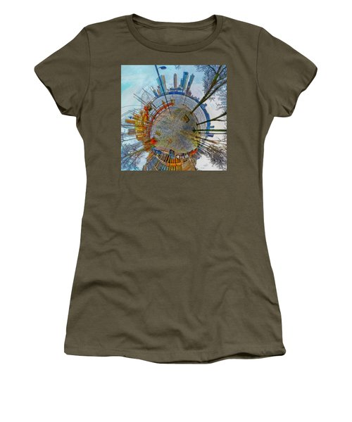 Planet Rotterdam Women's T-Shirt