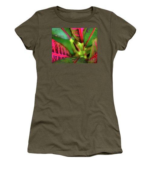 Plants In Hawaii Women's T-Shirt