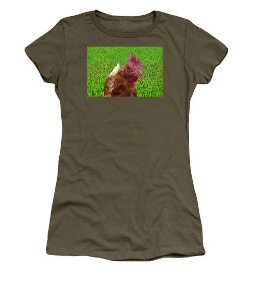 Play Chicken Women's T-Shirt