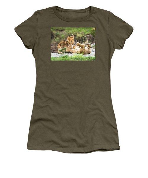 Playing Around Women's T-Shirt