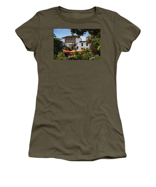 Plaza De Naranjas Women's T-Shirt