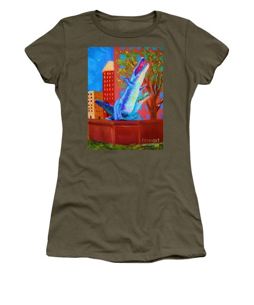 Plaza Women's T-Shirt