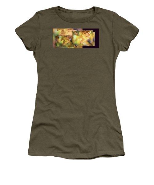 Pleasures Of Autumn -  Women's T-Shirt (Athletic Fit)