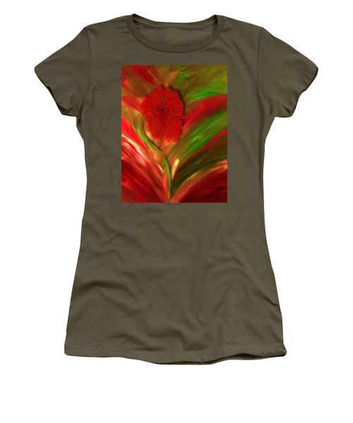 Plume Of Remembrance Women's T-Shirt