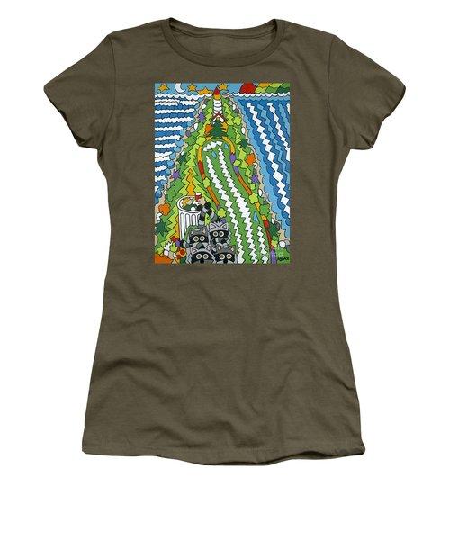Point Arena Lighthouse Women's T-Shirt