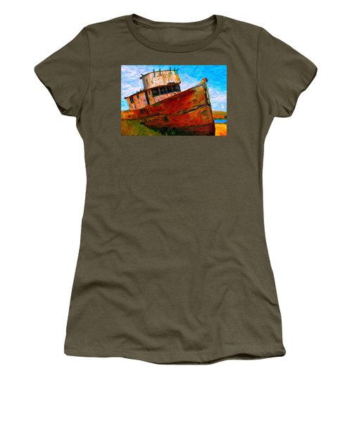 Point Reyes Women's T-Shirt